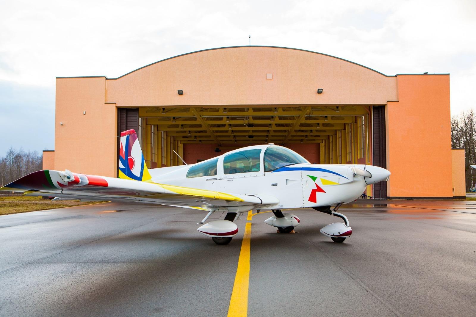 AG-5B Tiger for sale.